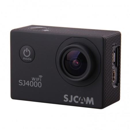 Kamera SJCAM™ SJ4000+ | 1080P@60FPS - 2560P@30FPS | WiFi | BLACK