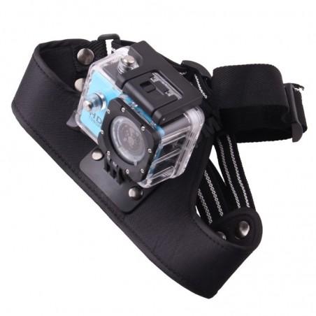 Držák kamery - hlavový proti-skluzový