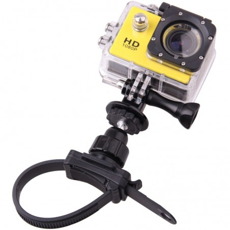 Držák kamery - 360° nastavitelný zipovací popruh