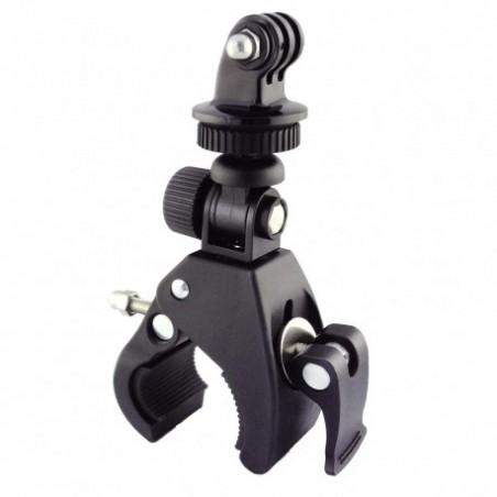 Držák kamery - na Motorku / Kolo 360° + Adapter