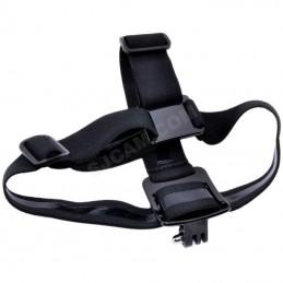 Držák kamery - hrudní postroj elastický, nastavitelný 60-100cm + Pivot