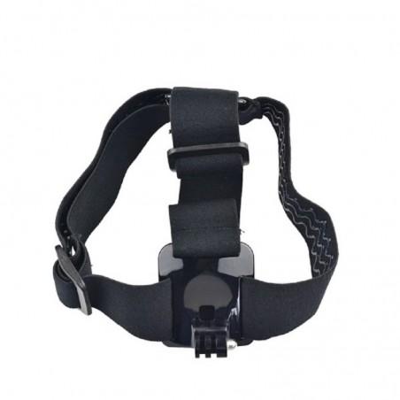 Držák kamery - čelenka elastická