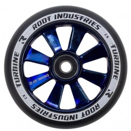 Kolečko ROOT INDUSTRIES Turbine 110mm   ABEC-11   BLUE RAY