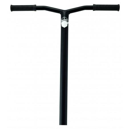 Řidítka STREET SURFING Bandit s Gripy 600mm | ATYP 31/34mm | OCEL | BLACK