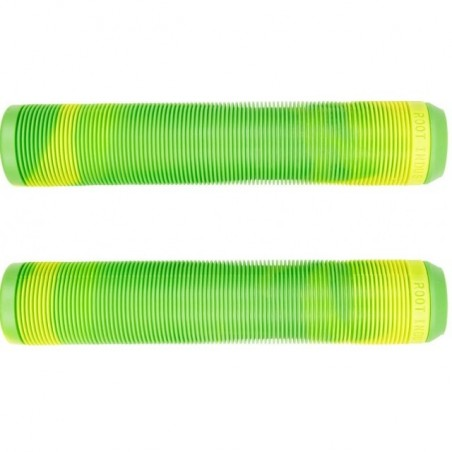 Gripy ROOT INDUSTRIES 150mm | GREEN-YELLOW