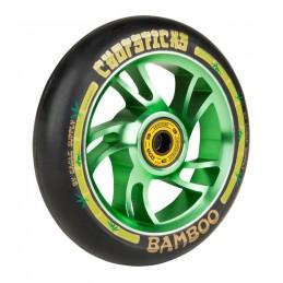 Kolečko CHOPSTICKS Bamboo 110mm | 86A | BLACK-GREEN