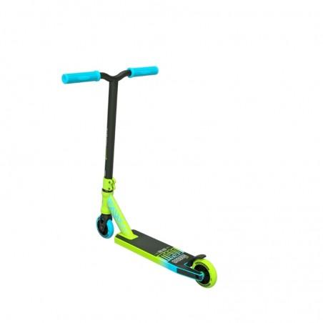 Freestyle koloběžka MGP Madd Gear Kick Rascal | GREEN-BLUE