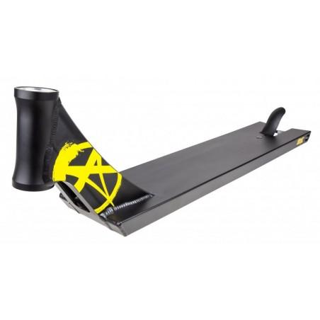 Deska ADDICT Defender 570mm | BLACK-YELLOW