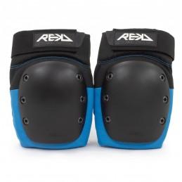 Chrániče kolen REKD Ramp RKD620 | Velikosti S-L | BLACK-BLUE