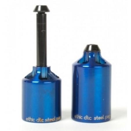 Pegy ETHIC 30x40+30x50mm | sada 2ks | STEEL | BLUE