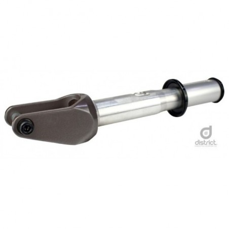 Vidlice DISTRICT FKS IHC/HIC 100-125x24-30mm | TITANIUM GREY