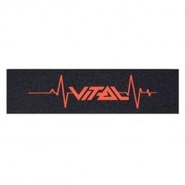 Griptape VITAL 580x152mm Heartbeat | RED