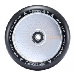 Kolečko FASEN Hypno Dot 120mm | 86A | ABEC-9 | CHROME