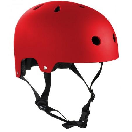 Helma SFR Essentials H159 | velikosti XXS-XL (49-59cm) | MATT RED