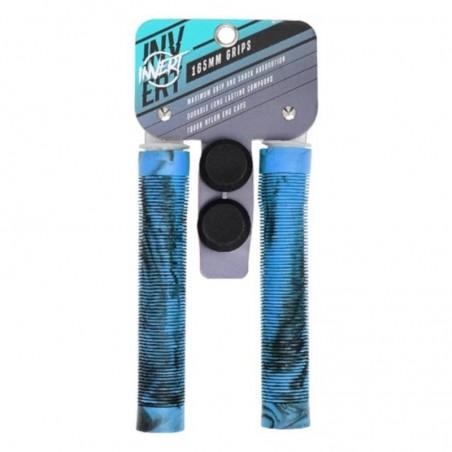 Gripy INVERT 165mm   BLACK-BLUE