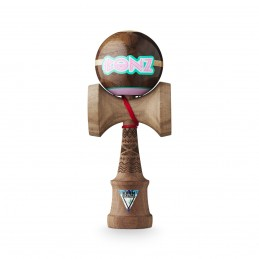 Kendama KROM Headsshot Pro Mod Walnut | BONZ