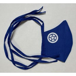 Rouška SCOOTERING Boat obličejová maska | BLUE