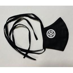 Rouška SCOOTERING Boat obličejová maska | BLACK