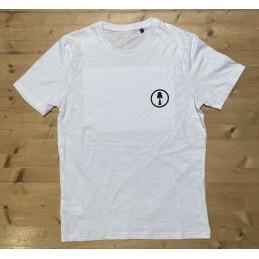 Tričko KENDAMING Heavy Cotton   WHITE