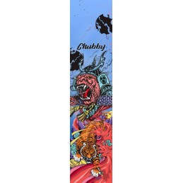 Griptape CHUBBY 127x509mm | GORILLA SAMURAI