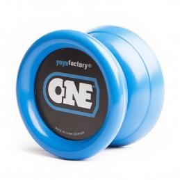 JoJo-YoYo YOYOFACTORY One + Ložisko   BOX BLUE