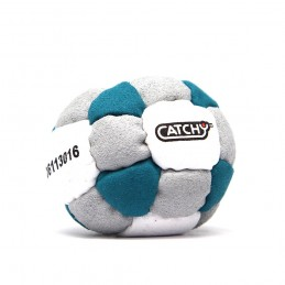 Footbag CATCHY Hakysák | GREEN-GREY