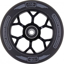 Kolečko LONGWAY Precinct 110mm | 88A | ABEC-9 | BLACK