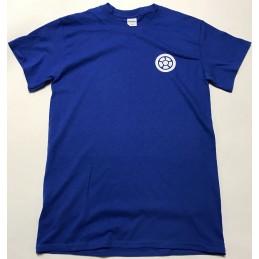 Tričko SCOOTERING Gildan Heavy Cotton | ROYAL BLUE