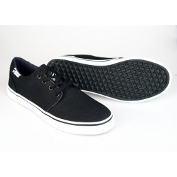 Boty ELYTS Rebel Canvas BLACK | VEL 44