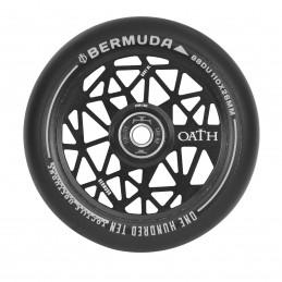 Kolečko OATH Bermuda 110*24/26mm | 88A | ABEC-9 | BLACK