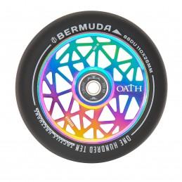 Kolečko OATH Bermuda 110*24/26mm | 88A | ABEC-9 | NEOCHROME