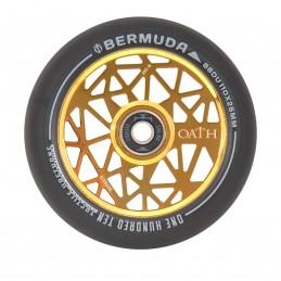 Kolečko OATH Bermuda 110*24/26mm   88A   ABEC-9   NEOGOLD