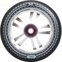 Kolečko AO Mandala 110mm | 88A | ABEC-9 | SILVER