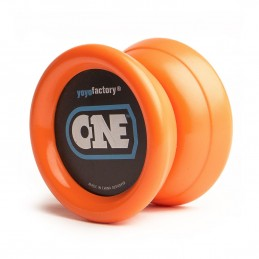 JoJo-YoYo YOYOFACTORY One + Ložisko | BOX ORANGE