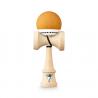 Krom Kendama řady POP limitovaná edice s velkou samolepkou, provázkem a brožurou. Matný neklouzavý-lepivý povrch tamy. Štíhlý spike a široké zkosení díry do koule, Scope line, Bukové dřevo, pogumovaný povrch, širší pohárky pro lepší rovnováhu a snadnější úchyty, díra na string mimo střed (lepší pro pull-up triky).