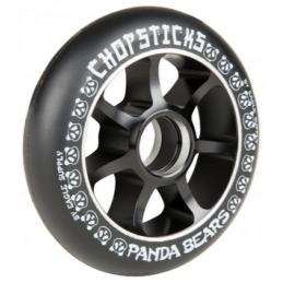 Kolečko CHOPSTICKS Panda Wheel 100mm | 86A |  BLACK