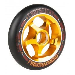 Kolečko CHOPSTICKS Firecrackers 110mm | 86A | BLACK