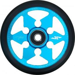 Kolečko JP SCOOTERS Ninja 6-Spoke | 110mm | 88A | ABEC-9 | BLUE-BLACK