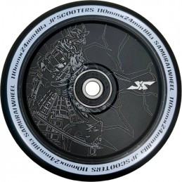Kolečko JP SCOOTERS Samurai Hollow Core | 110mm | 88A | ABEC-9 | BLACK-BLACK