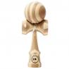 Certifikovaná soutěžní Kendama. Optimální rozměry, rozložení hmotnosti a vlastnosti laku v kombinaci s použitým prémiovým bambusovým dřevem dodávají PLAY PRO II K jedinečnou dokonalost. Výška: 185 mmŠířka: 70 mm Průměr tamy: 60 mm Délka provázku: 400 mm Hmotnost: tama cca 75 g, ken cca 75 g