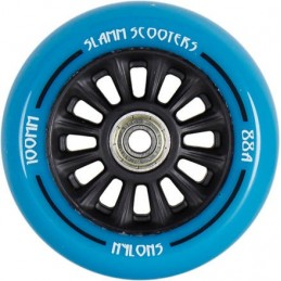 Kolečko SLAMM 100mm | ABEC-9 | BLACK-BLUE