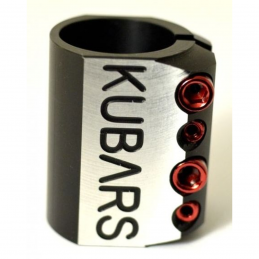 SCS komprese KUBARS Feather   BLACK-RED