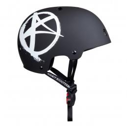 Helma ADDICT | velikosti JNR-XL (48-61cm) | MATTE BLACK