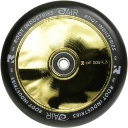 Kolečko ROOT INDUSTRIES Air 120mm   ABEC-11   BLACK-GOLD RUSH