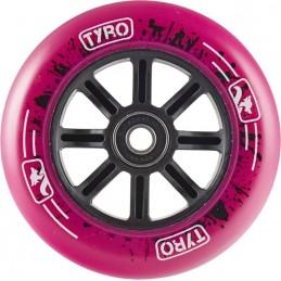 Kolečko LONGWAY  Tyro 100x24mm | ABEC-9 | PINK