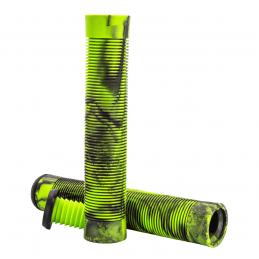 Gripy MGP Flangeless TPR Grind 150mm   BLACK - GREEN