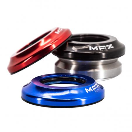 Headset MGP MFX Integrovaný | BLACK-BLUE-RED