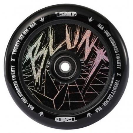 Kolečko BLUNT Hollow Hologram 120mm   ABEC-9   CLASSIC