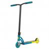 Koloběžka profesionální konstrukce pro výšku jezdce do 160 cm, vhodná pro jízdu a provádění triků ve skateparku nebo na ulici.  Hmotnost 3 505 g. DOŽIVOTNÍ BEZPLATNÝ SERVIS U NÁS ZAKOUPENÉ KOLOBĚŽKY!