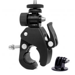 Rychloupínací držák pro kamery GoPro, Xiaomi Yi Sport, SJCAM a další